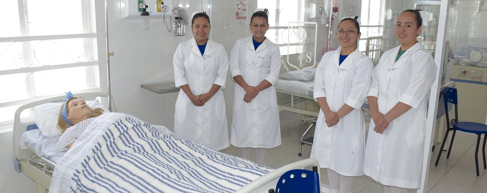 Escuela de Enfermería de Nuestra Señora de la Salud Morelia